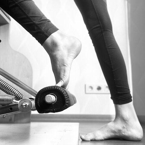 уверенность в ногах